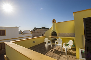 Villa 150 meters from the sea, Trois chambres, 001
