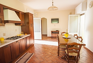Villa 150 meters from the sea, Trois chambres, 004