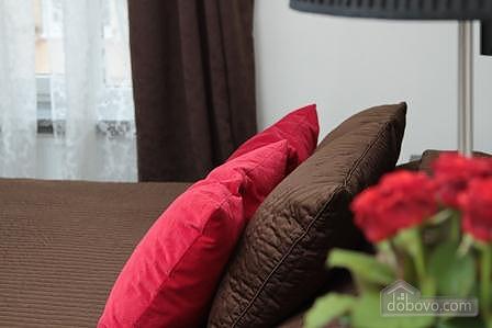 Стильні комфортні апартаменти, 1-кімнатна (81290), 004