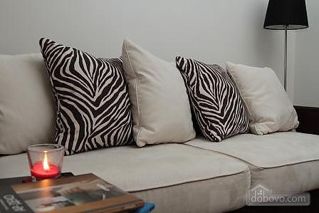 Стильні комфортні апартаменти, 1-кімнатна (81290), 006