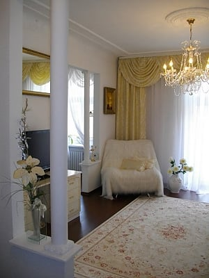 Apartment on the avenue of Karl Marx, Un chambre, 002