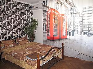 Квартира на вулиці Лушпи, 1-кімнатна, 001