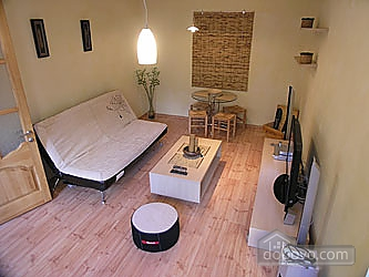 Apartment Bamboo (Khreshchatyk), Un chambre (37444), 003