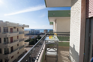 Spacious apartment in 50 meters from beach, Trois chambres, 002