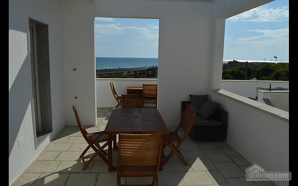 Holiday home with sea view, Studio (61555), 001