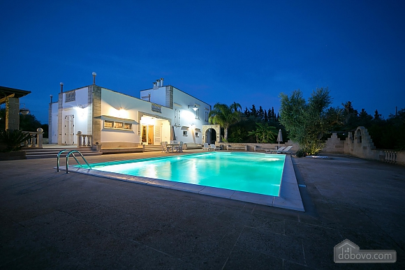 Lovely villa with pool, Trois chambres (17870), 014