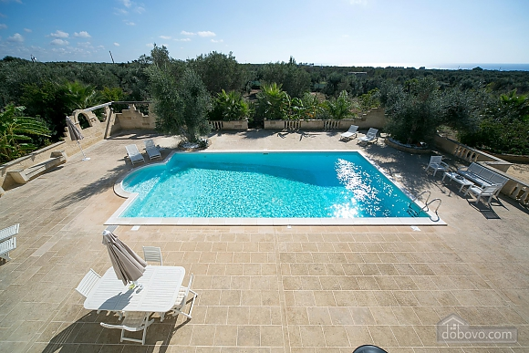 Lovely villa with pool, Trois chambres (17870), 023