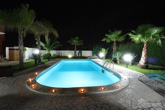 Villa with pool and lush garden, Four Bedroom (55699), 005