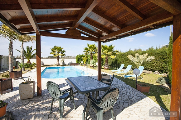 Villa with pool and lush garden, Four Bedroom (55699), 006