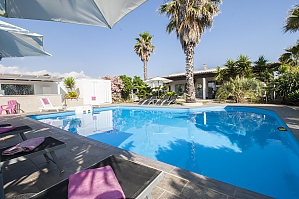 Villa with pool 50mt from the Beach, Two Bedroom, 002