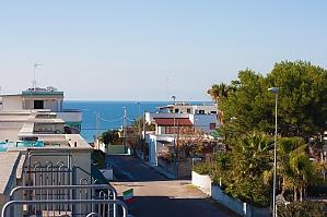 Вілла на березі моря в Торре Сан Джованні, 3-кімнатна, 004