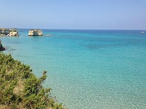 Вілла на березі моря в Торре Сан Джованні, 3-кімнатна, 017