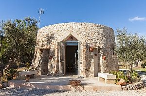 Sweet Little Trullo, Studio, 001