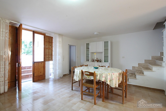 Villa 600 meters from the sea, Deux chambres (12499), 001