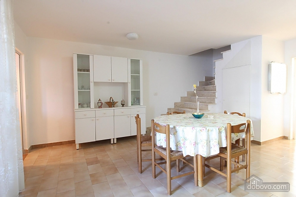 Villa 600 meters from the sea, Deux chambres (12499), 003