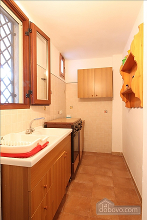 Villa 600 meters from the sea, Deux chambres (12499), 005