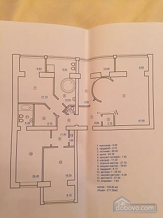 VIP level apartment, Vierzimmerwohnung (40132), 028