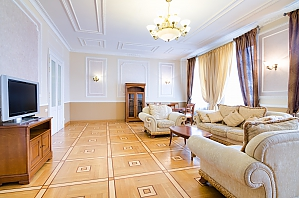 VIP apartment in the city center, Two Bedroom, 001