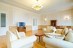 VIP apartment in the city center, Two Bedroom, 002