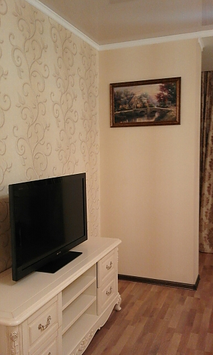 Квартира в новобудові, 1-кімнатна, 002