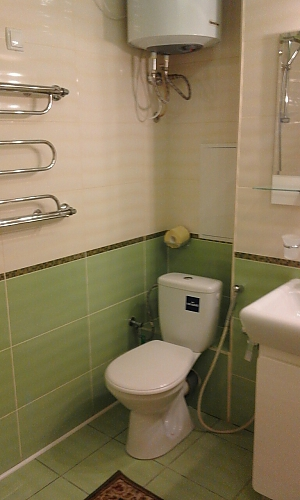 Квартира в новобудові, 1-кімнатна, 012