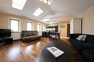 Spacious deluxe apartment, Dreizimmerwohnung, 006