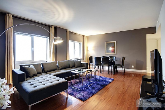 Квартира біля Quartier des Spectacles, 2-кімнатна (10427), 002