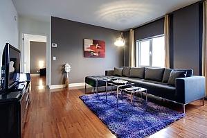 Квартира возле Quartier des Spectacles, 2х-комнатная, 003