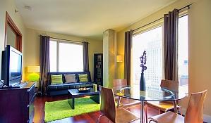 Прекрасная квартира в центре, 2х-комнатная, 001