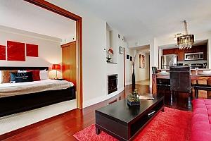 Современная квартира в Старом Порту, 2х-комнатная, 001
