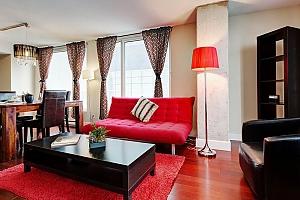 Современная квартира в Старом Порту, 2х-комнатная, 002