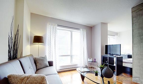 Студіо в центрі Монреаля, 1-кімнатна (51139), 001