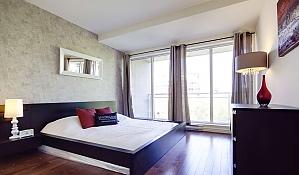 Апартаменты Palais des Congres, 2х-комнатная, 001