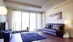 Апартаменты Palais des Congres, 2х-комнатная, 002