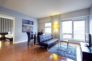Апартаменты в Quartier-Des-Spectacles, 3х-комнатная, 001