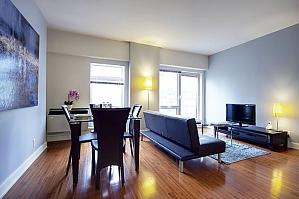 Апартаменты в Quartier-Des-Spectacles, 3х-комнатная, 002
