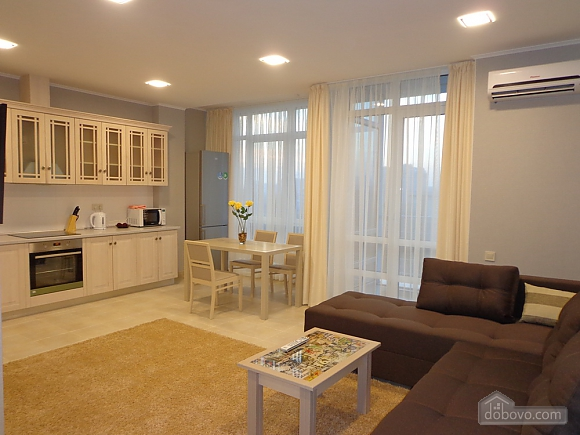 Apartment in Odessa, Two Bedroom (34258), 001