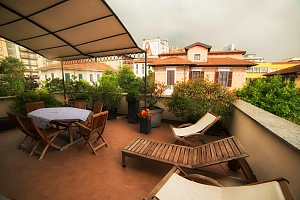 Villa Vittoriana, Sechszimmerwohnung, 001