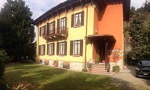 Villa Giusippina villa liberty, Cinque Camere, 004