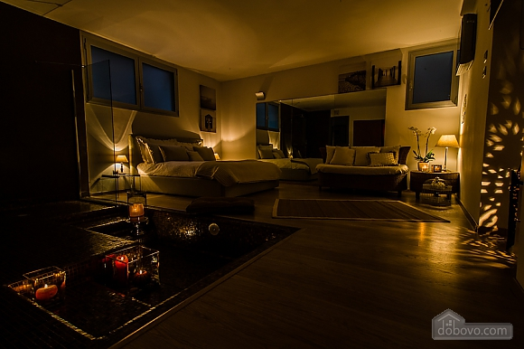 Апартаменти класу люкс, 2-кімнатна (38264), 016
