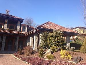 Villa Il Grotto, Tre Camere, 002