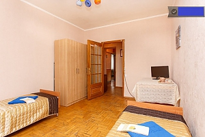 Apartment on Belaruska, Dreizimmerwohnung, 003