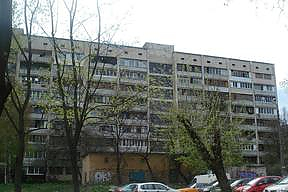 Apartment near to Orlyatko park, Studio, 015