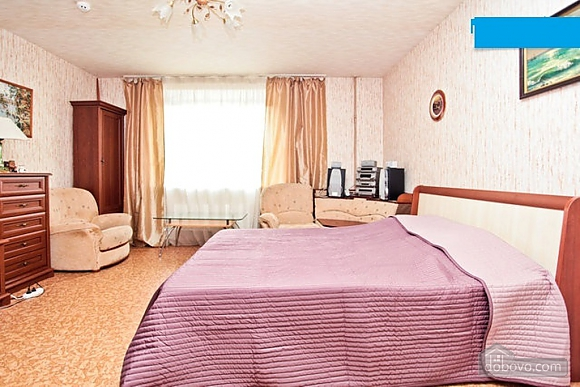 Апартаменти Брюссель, 1-кімнатна (95063), 001