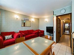 Apartment Vatikan, Deux chambres, 002