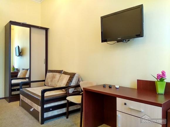 Зручні апартаменти, 1-кімнатна (15939), 005