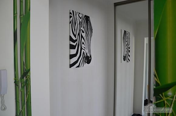 Чорно-біла квартира люкс, 1-кімнатна (47109), 008