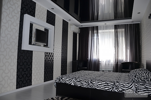 Black-white apartment of luxury class, Studio (47109), 010