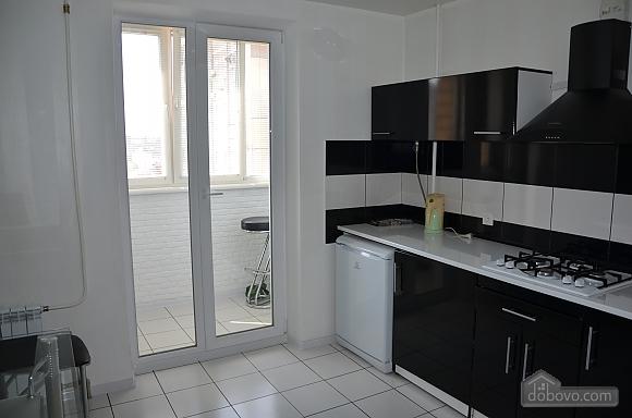 Чорно-біла квартира люкс, 1-кімнатна (47109), 011