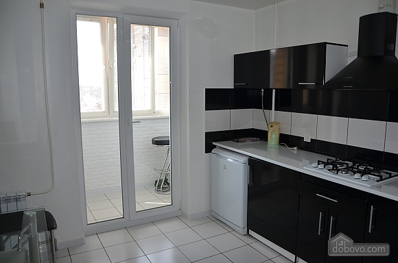 Black-white apartment of luxury class, Studio (47109), 011